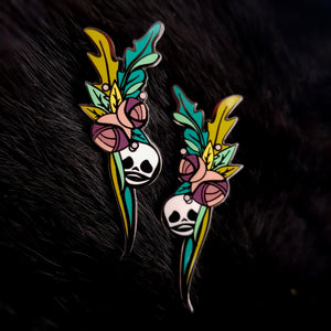 Fresh to Death Earrings