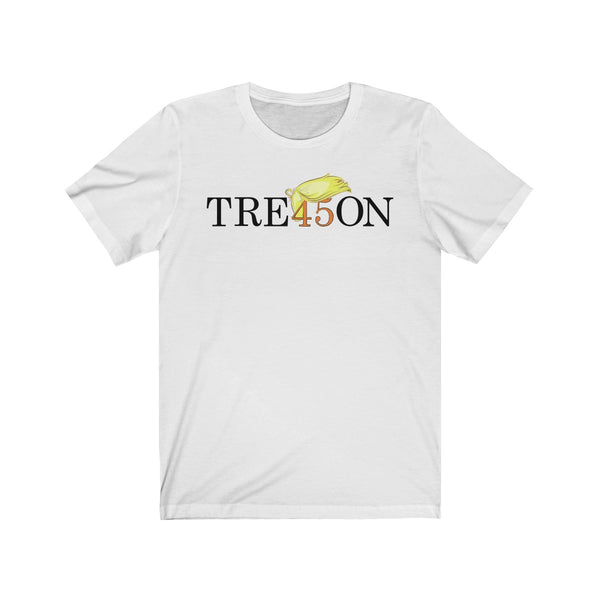 TRE45ON Unisex Jersey Short Sleeve Tee