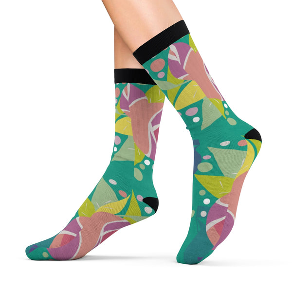 Fresh to Death Socks: Arcadia