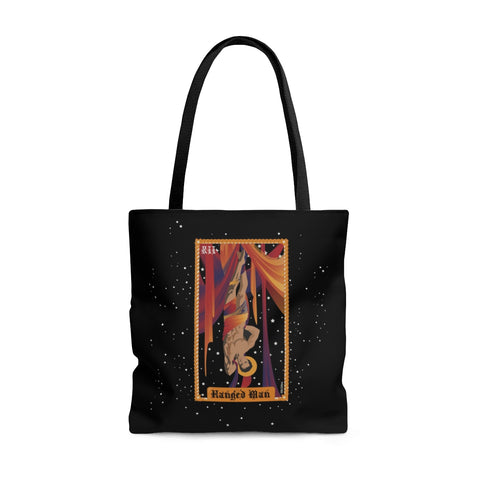Keanu as The Hanged Man / Tarot Tote Bag