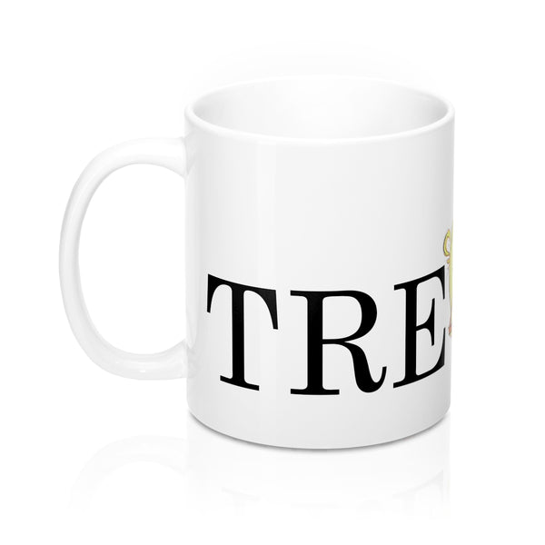 TRE45ON Mug 11oz