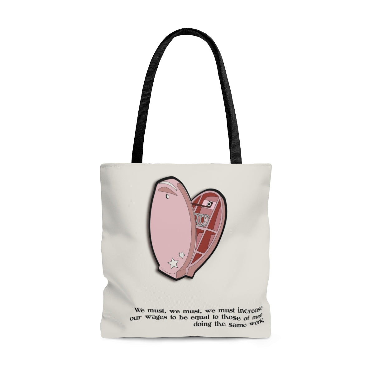 Women's Rights #1 Tote Bag