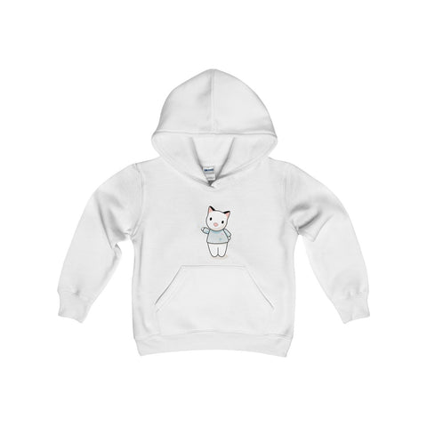 Kids Heavy Blend Hooded Sweatshirt