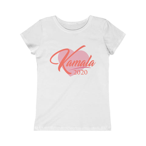 Kamala 2020: Girls Princess Tee