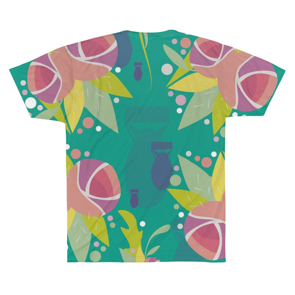 Fresh to Death Sublimation Tee: Arcadia