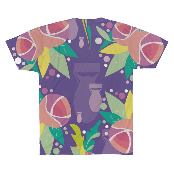 Fresh to Death Sublimation Tee: Ultra Violet