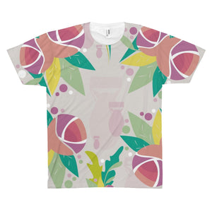 Fresh to Death Sublimation Tee: Almost Mauve