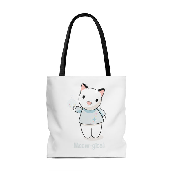 Meow-gical Tote Bag