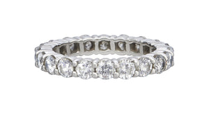 ETERNITY DIAMOND WEDDING BAND