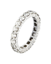 Load image into Gallery viewer, ETERNITY DIAMOND WEDDING BAND