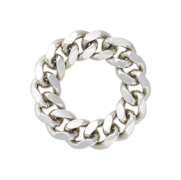 CHAINLINK RING - STERLING SILVER