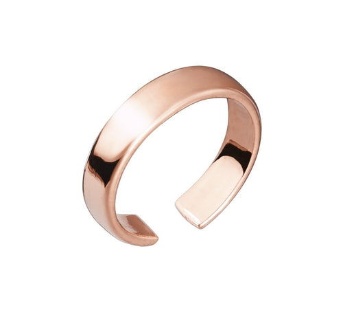 CUFF RING - ROSE GOLD
