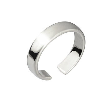 CUFF RING - STERLING SILVER