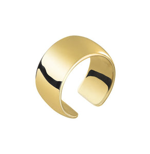 BABY CUFF - YELLOW GOLD