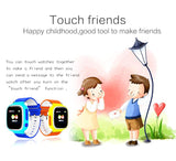 GPS Tracking Childs Smart Watch