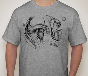 "T-Shirt ""Eye for an Eagle"""