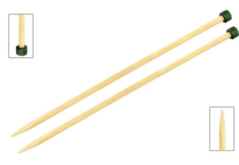 Bamboo Single Pointed 25cm