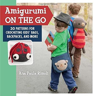 Amigurumi on the Go by Ana Paula Rimoli