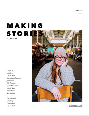 Making Stories Magazine Issue 4