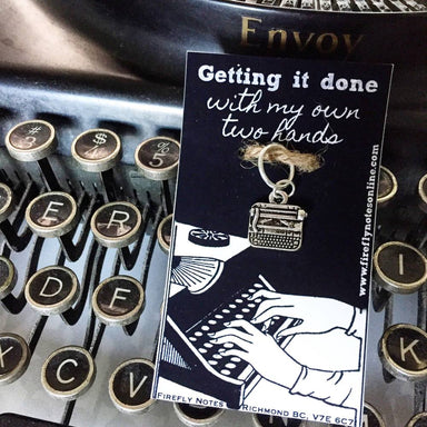 Typewriter - With My Own Two Hands