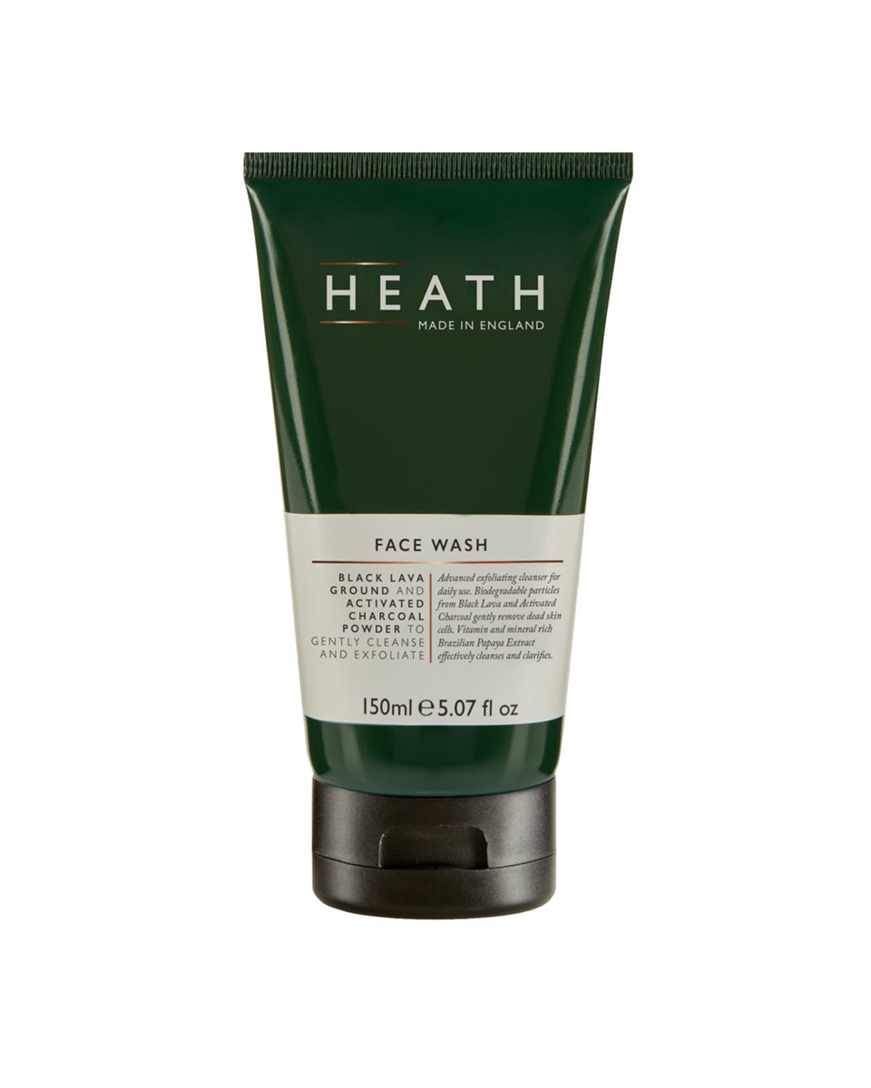 Heath Face Wash - Purple Menswear