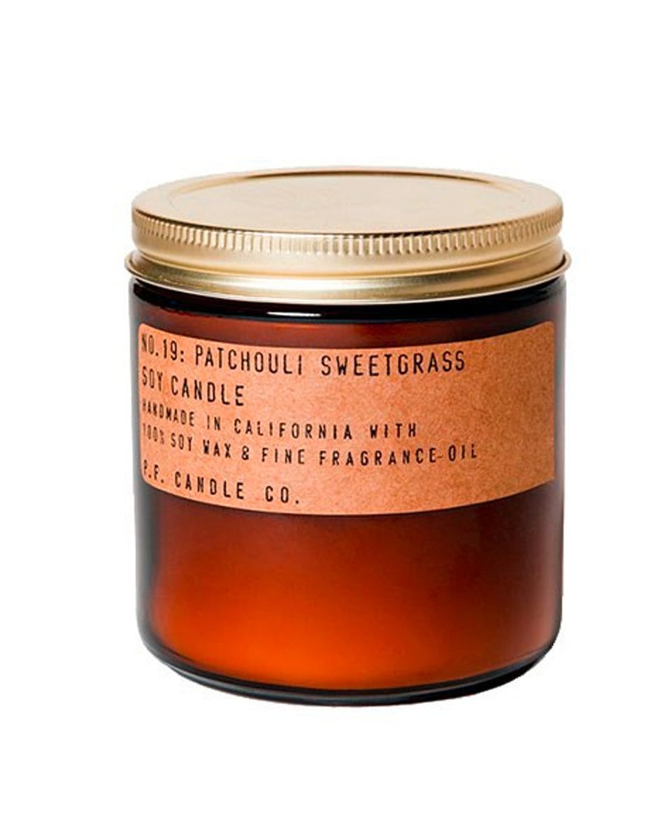P.F. Candle Co Patchouli Sweetgrass