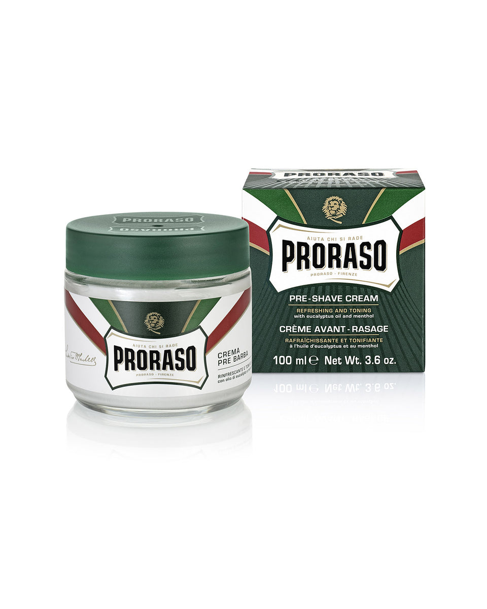 Proraso Pre Shaving Cream - Purple Menswear
