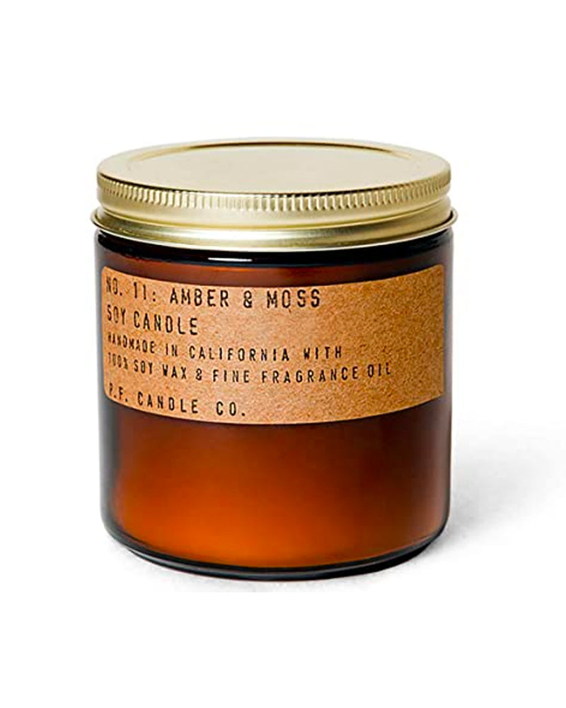 P.F. Candle Co Amber And Moss