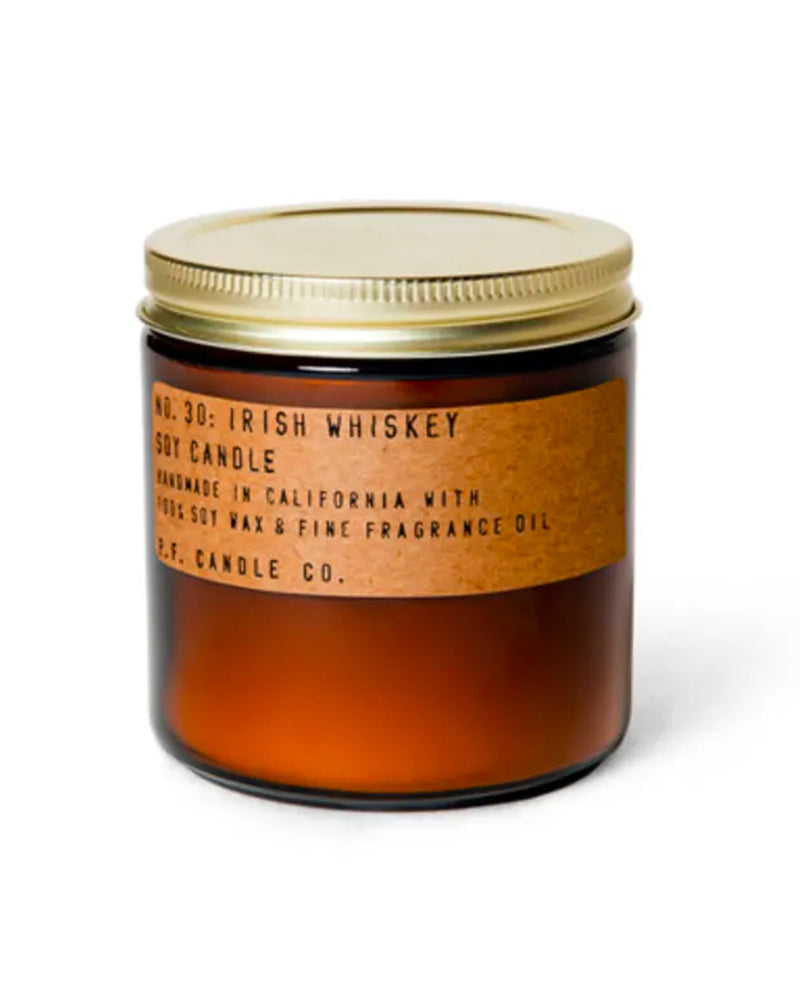 P.F. Candle Co Irish Whiskey