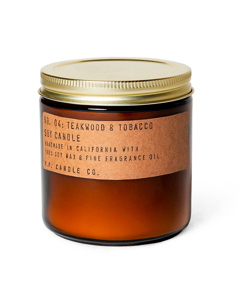 P.F. Candle Co Teakwood And Tobacco