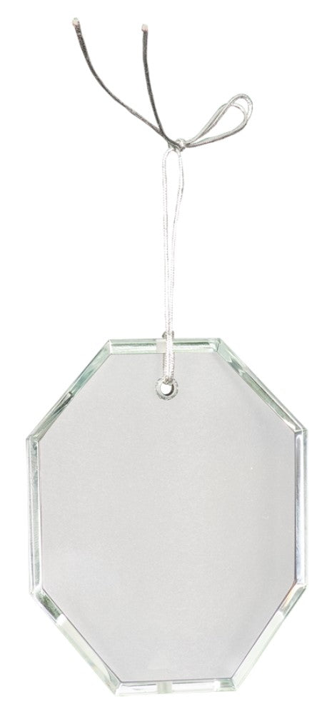 Crystal Ornament-Octagon