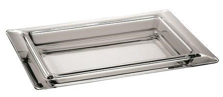 Crystal Michelangelo Rectangular Serving Tray