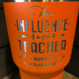 Teacher Insulated Tumbler 30oz