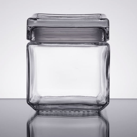 Square Jar 32 oz