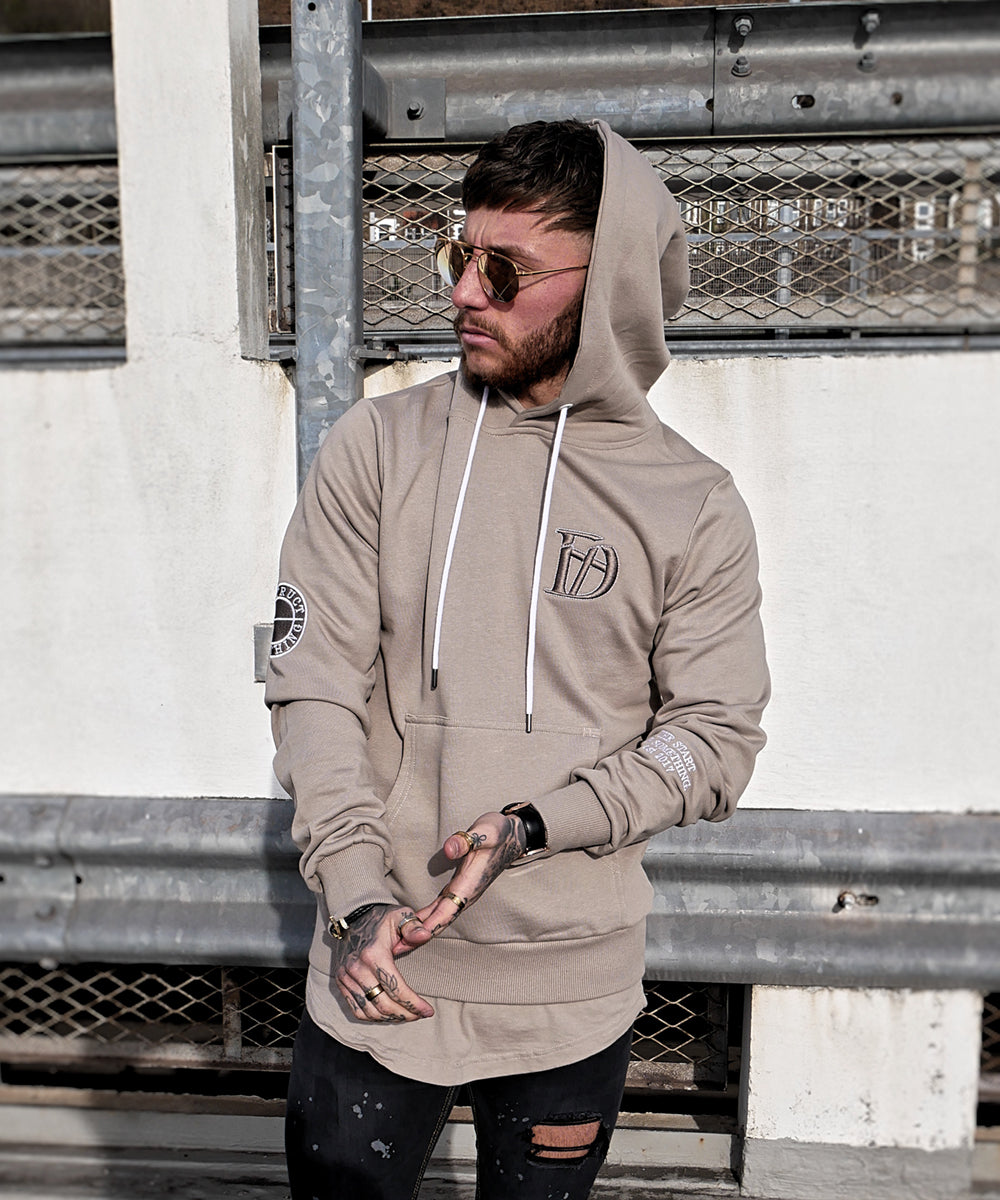 Sandstone The Original Hoodie - Destruct Clothing