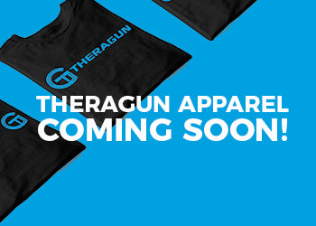 TheraGun Apparal Coming Soon