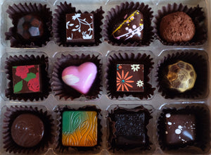 Wine Pairing Assortment Chocolate - Casa de Chocolates