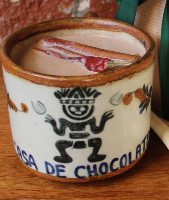 Mexican Hot Chocolate Chocolate - Casa de Chocolates