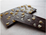 61% Candied Ginger Chocolate Bar Chocolate - Casa de Chocolates