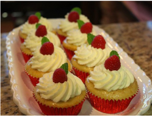 Tres Leches Cupcakes (Pick-up Only 2-DAYS NOTICE ) (24-cupcake order) Chocolate - Casa de Chocolates