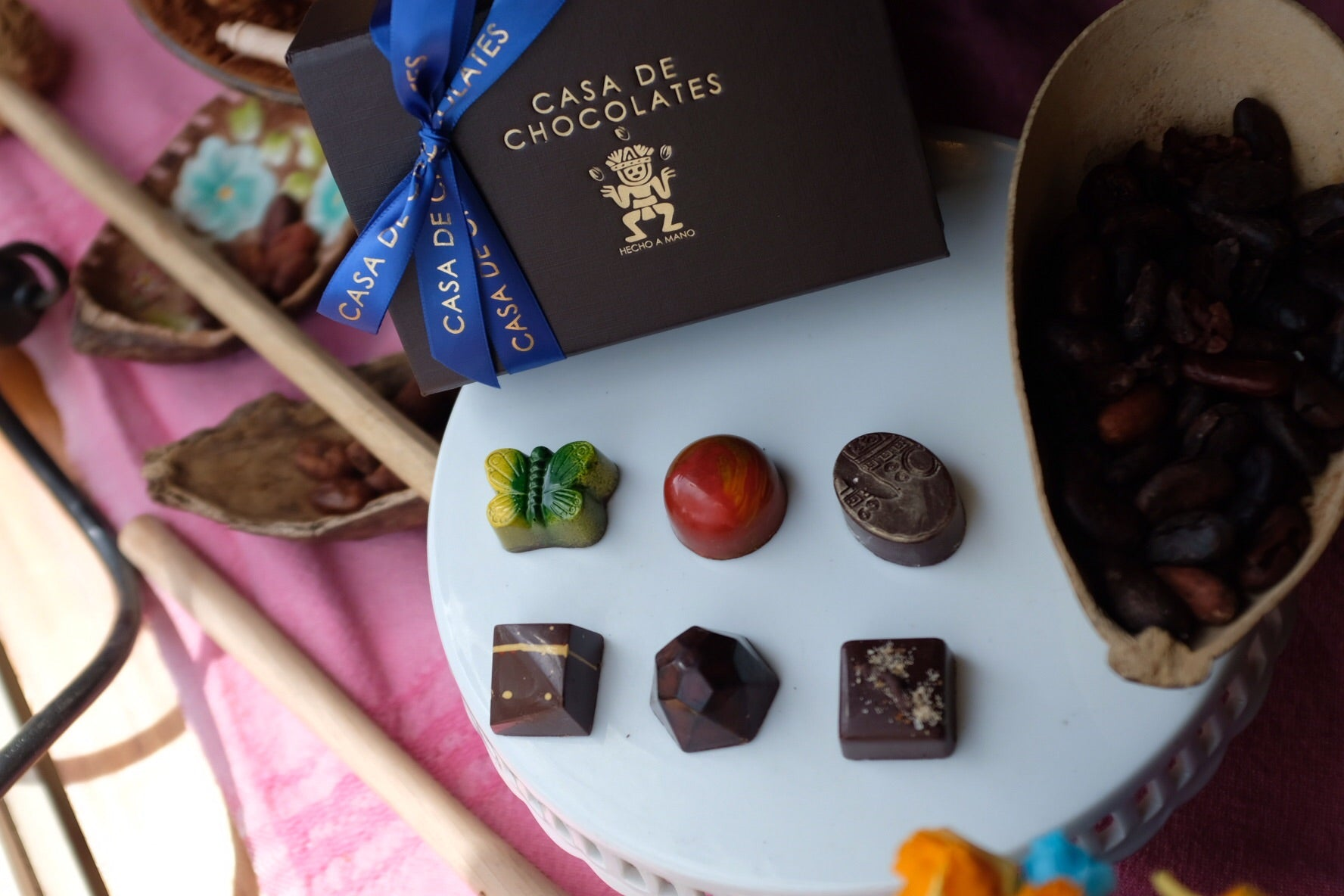 Father's  Assortment Chocolate - Casa de Chocolates