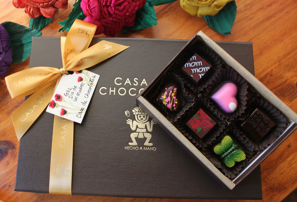 Mothers Day Selection Chocolate - Casa de Chocolates