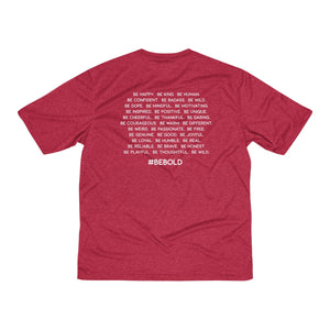 Be Everything Men's Heather Dri-Fit Tee