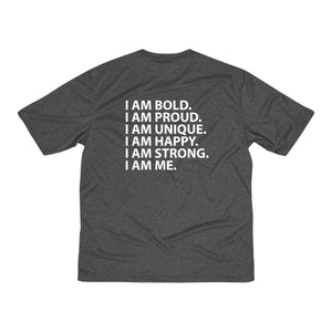 I AM ME Men's Athletic Tee