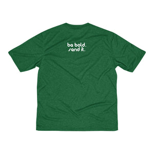 BoldBody Men's Heather Dri-Fit Tee