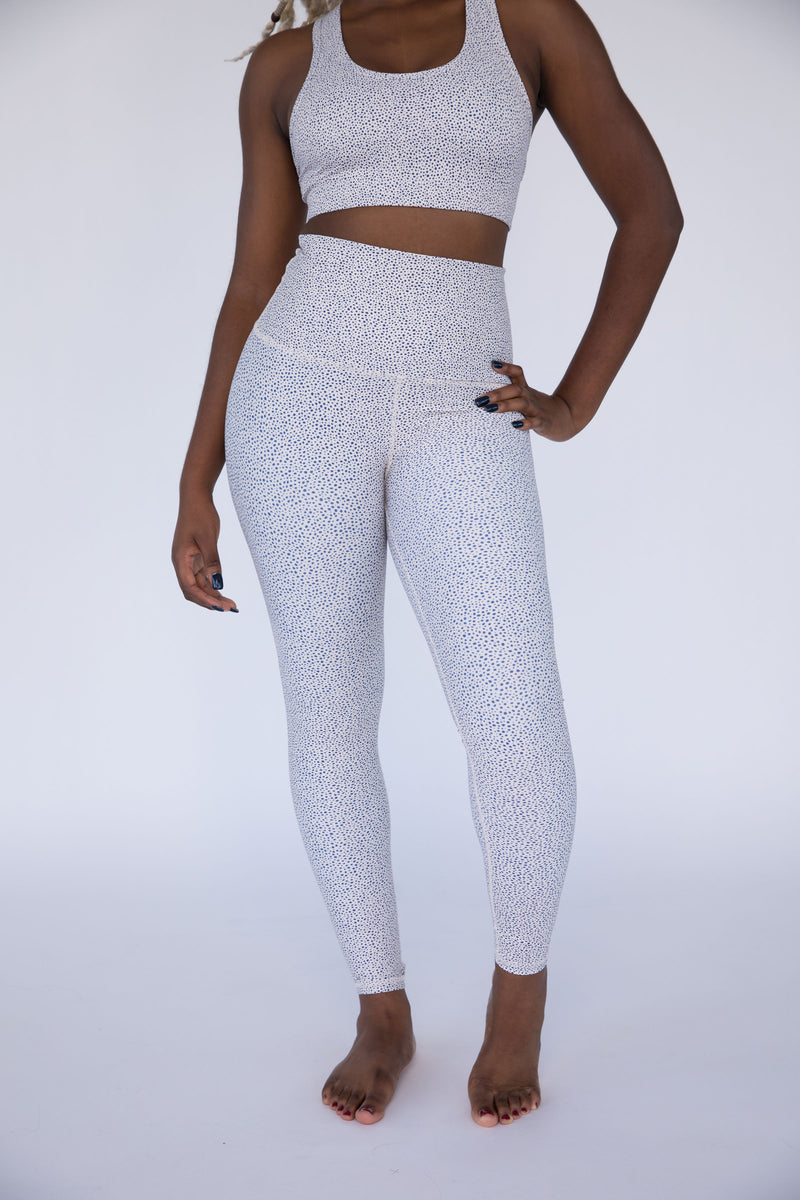 Spot On High Waisted Leggings