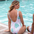 Keep Palm and Carry On One-Piece Swimsuit