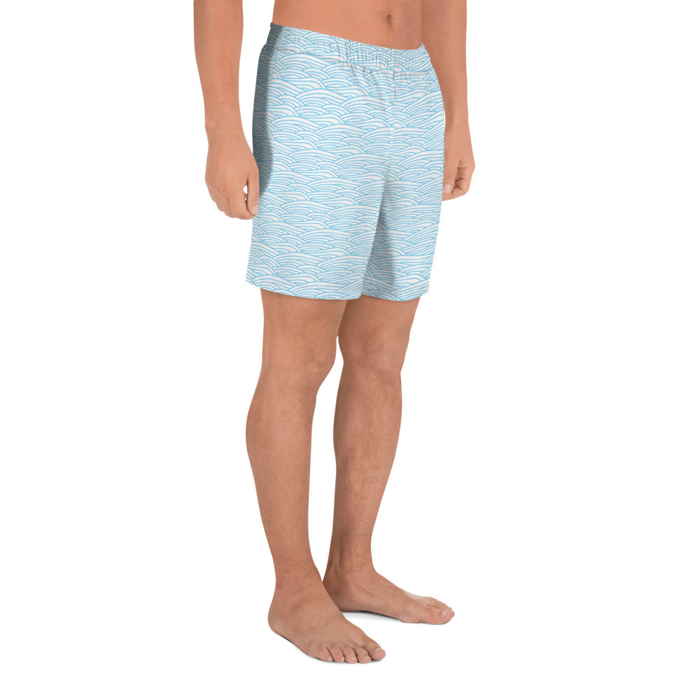 Waves in Waikiki Men's Shorts