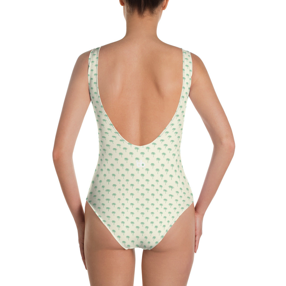 Palm Springs One-Piece Swimsuit
