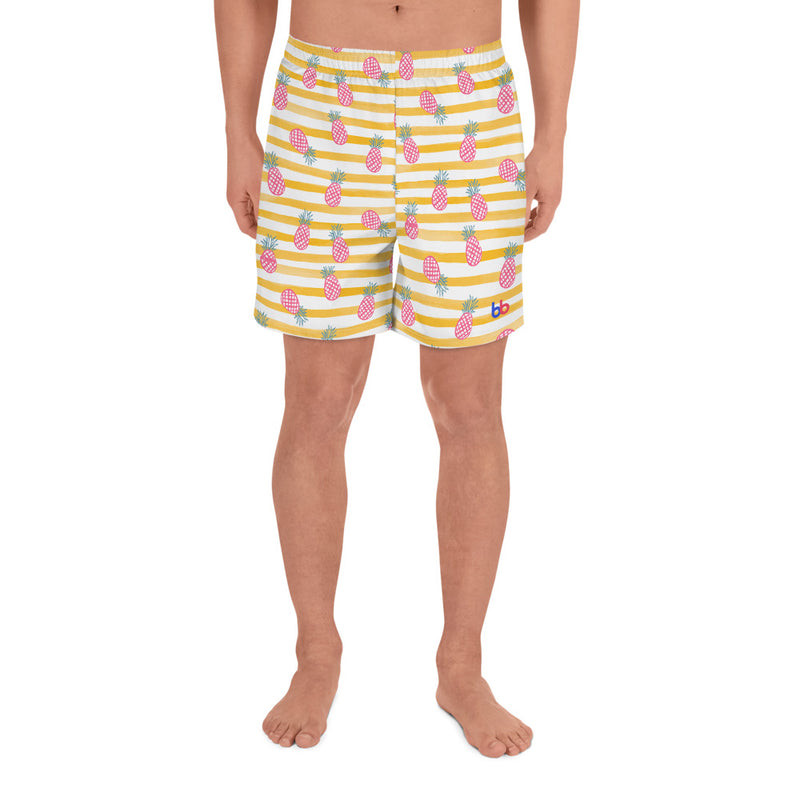 Pink Piña Men's Shorts